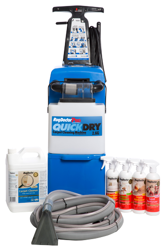 Mighty Pro Machine Package Rug Doctor