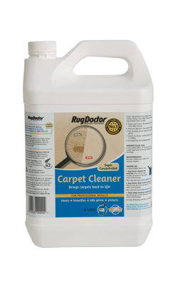 Carpet Cleaner 5L Website
