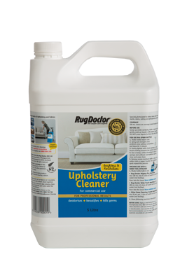 Upholstery Cleaner 5L Website