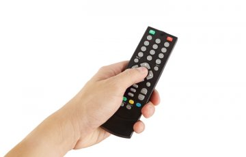 how to clean a remote control